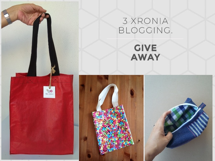 3 xronia blogging giveaway _MINDSPINFABRICA